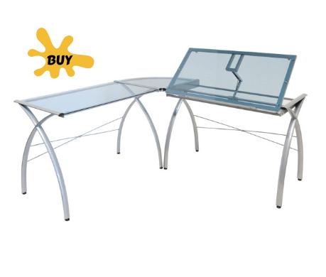drafting table artist home studio ideas